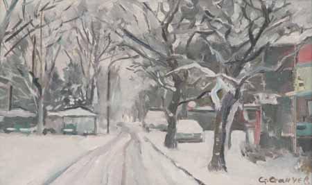Натюрмортите и пейзажите са любими на художника Станчо Станчев