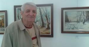 Любовта към живописта зарежда Стефан Ганев с хармония и жизнена енергия