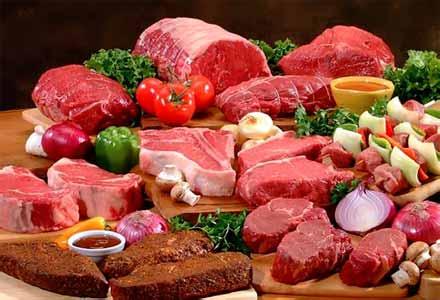 Червеното месо повишава риска от ракови заболявания