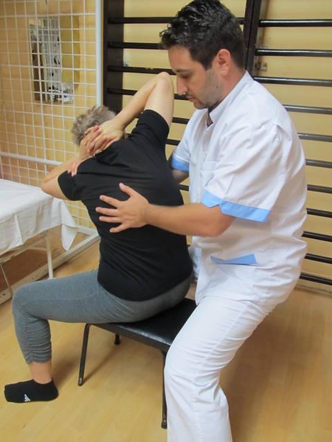 Photo of Кинезитерапевти помагат при болест на Бехтерев