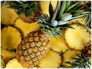 Плодът оказва благотворно въздействие върху храносмилателния тракт.