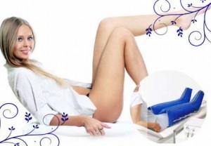 Пресотерапия е вид детоксикираща процедура