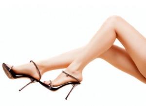 Тези сексапилни крака определено изискват усилия