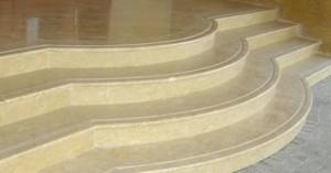 Практикуващият първо си представя стълби, а след това трябва да ги  погледне отстрани, за да види отделните стъпала.