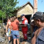 Русенски червенокръстци в помощ на потопена Мизия