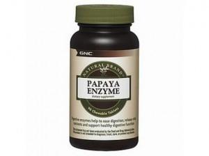 Папая ензимите подпомагат разграждането и на мазнините, въобще може да се каже, че помагат за правилната обмяна на веществата, което води и до освобождаване от излишна мастна тъкан.