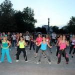 Русенци разпускат със ZUMBA (R) Fitness MEGA MARATON