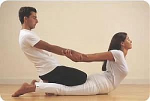 Тази техника балансира енергиите, което според традиционната японска философия е необходимо условие, за да са здрави тялото и духа.