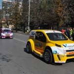 Цветна феерия на малки, но със завладяващ звук автомобили вдигна адреналина на русенци