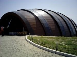 Наричат маршрута  от Русе до село Кромидово, където е новопостроената винарна на Орбелус,  По пътя на био виното