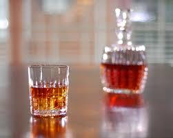 По една супена лъжица бърбън или уиски в голяма чаша с топла вода върши чудеса.