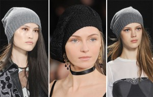 За да запазите косата си красива и здрава, носете шапка в студените дни.