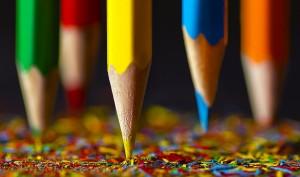 Това, че успяваме да различим различните цветове обогатява много зрителното възприятие.