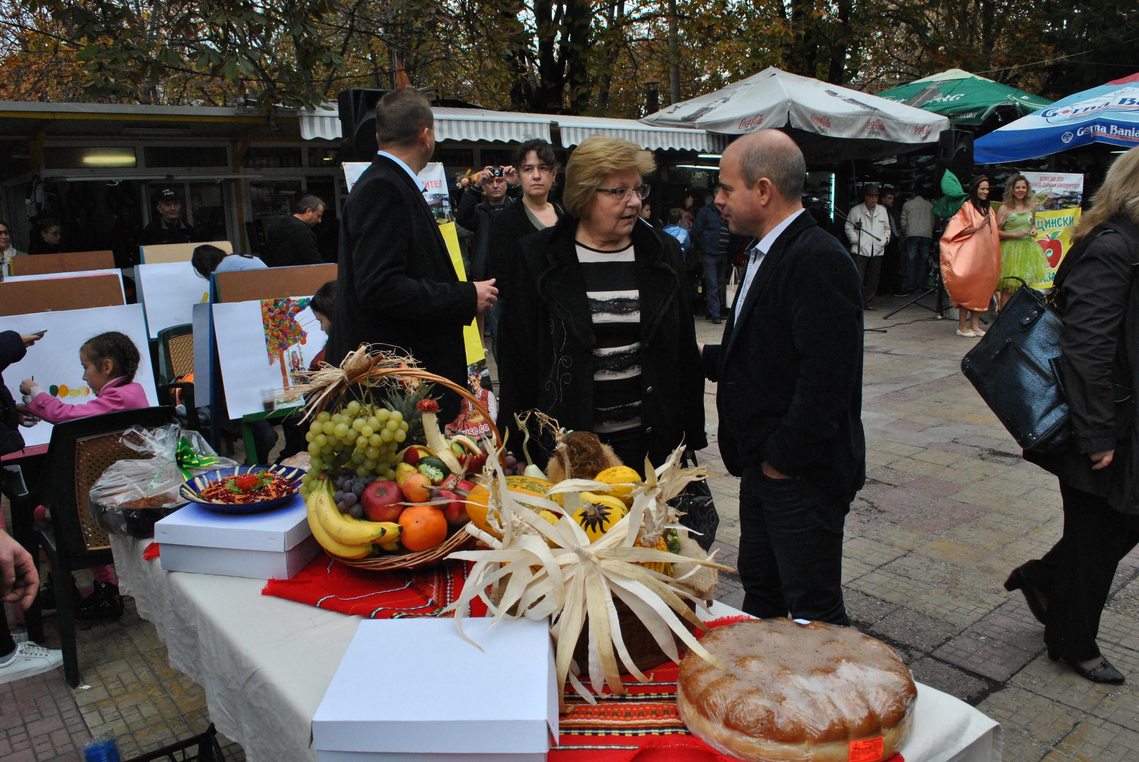Photo of Фермерски пазар ще отвори врати в Русе