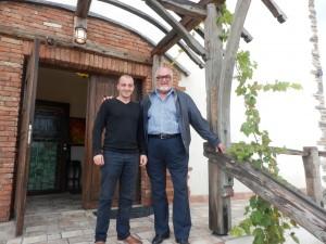 Винопроизводството, с което Любен Рабчев сега се занимава, е в кръвта му.