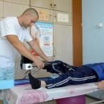 Рехабилитатори помагат на пациенти у дома
