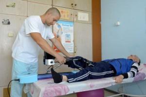 """Домашна рехабилитация предлага на своите пациенти Медицински център """"Медика Експерт""""."""