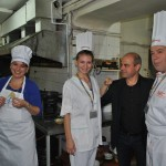 """Испанска паеля спечели първото кулинарно състезание """"На върха на ножа"""""""
