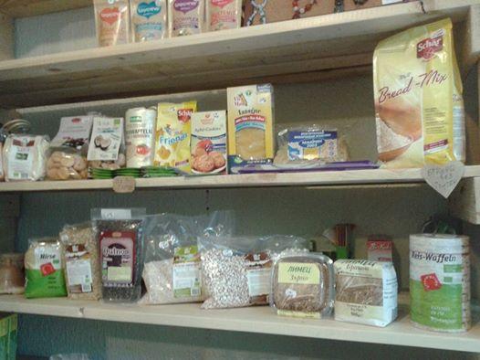 """Photo of Продукти, готови храни и козметика без глутен предлага биомагазинът """"Тайната градина"""""""