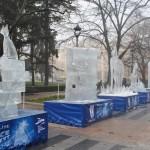 Виктор Царски и неговите ледени кораби с първа награда на феста в Русе