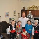 Деца от Ресурсния център наричаха за здраве в Община Русе