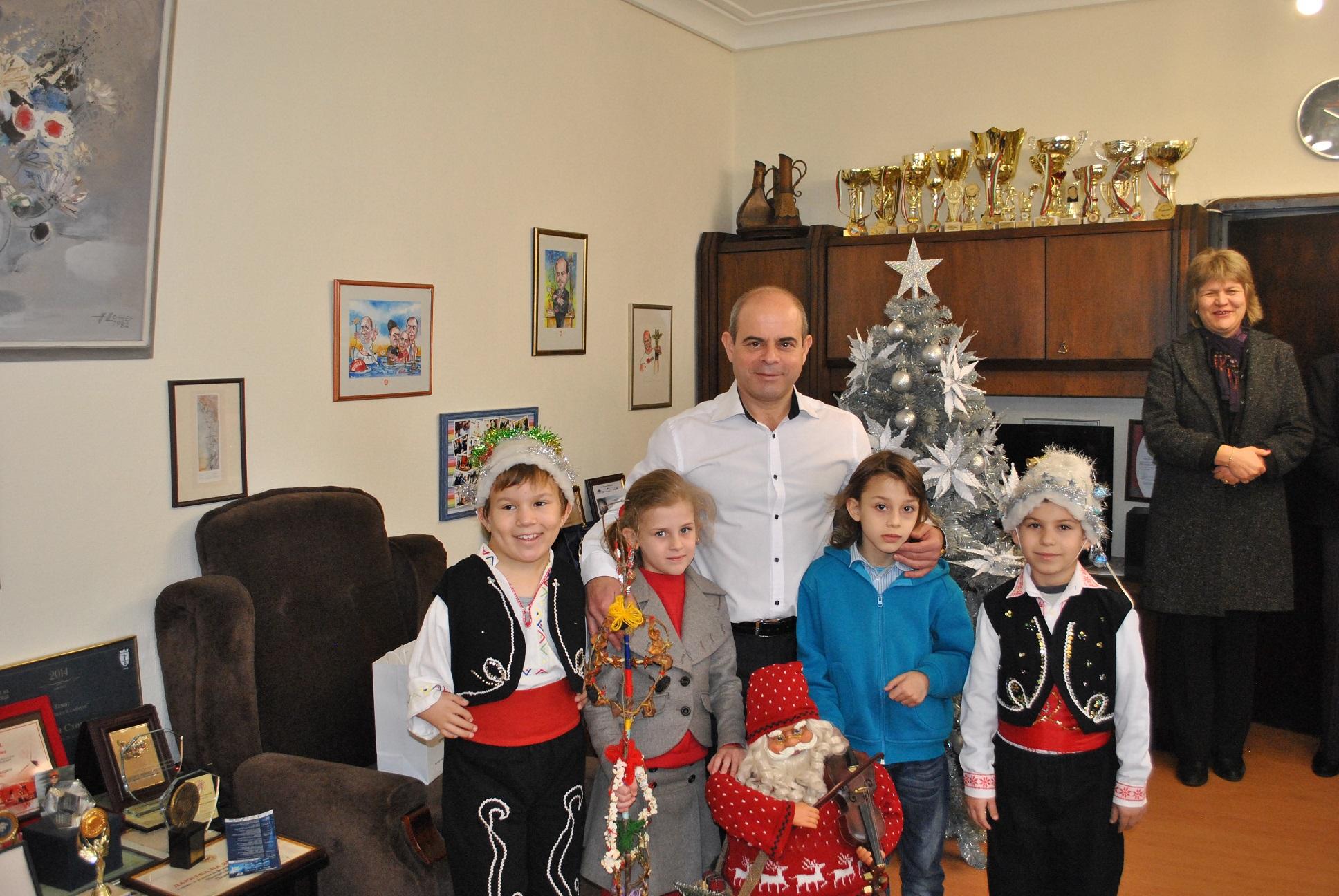 Photo of Деца от Ресурсния център наричаха за здраве в Община Русе