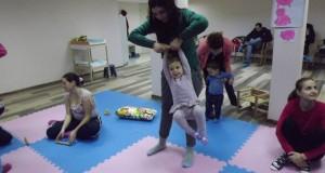 Академия за бебета, деца и родители отвори врати в Русе