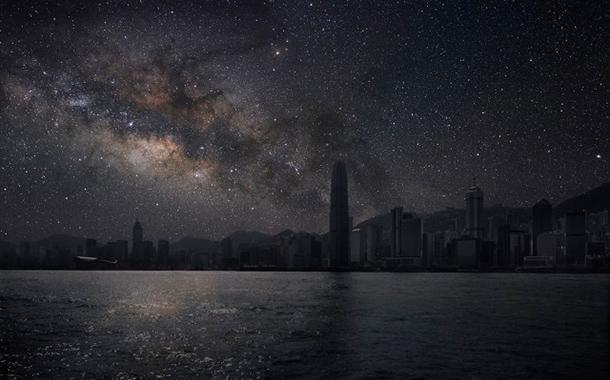 Photo of Светлинното замърсяване е страничен ефект на индустриалната цивилизация