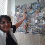 Любовта към далечни пътувания отключва желанието на д-р Цоневска да колекционира магнити