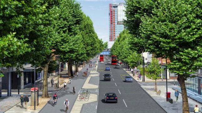 Photo of Започва изграждането на първата в Европа магистрала за велосипедисти