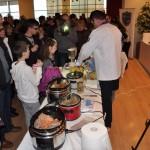 300 души се храниха здравословно в Mall Rousse