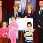 """""""Уестингхаус"""" помага на пострадала от наводненията детска градина в Мизия"""