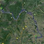 Барджа с 850 тона торове потъна в Дунав в пристанище Молдова Веке