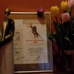 "Сдружение ""Еквилибриум"" спечели награда Проект на годината"