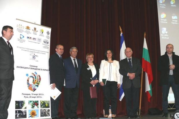 България може да е лидер в областта на земеделието