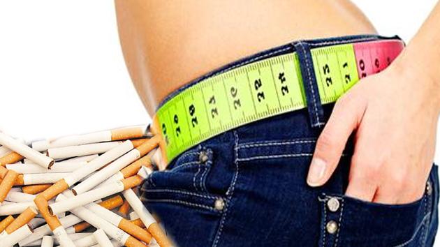 Photo of От цигарите не се отслабва
