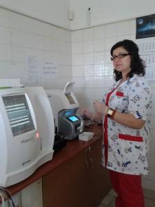 """Нова апаратура в лаборатория """"Здраве"""" подобрява диагностичния процес"""