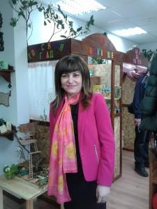 Мариана Маринова е щастлива, че е сбъднала мечтата си
