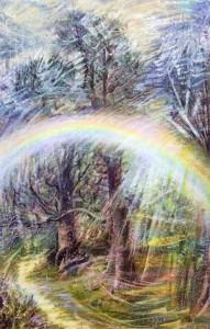 Картините на Лили Димкова зареждат енергийно