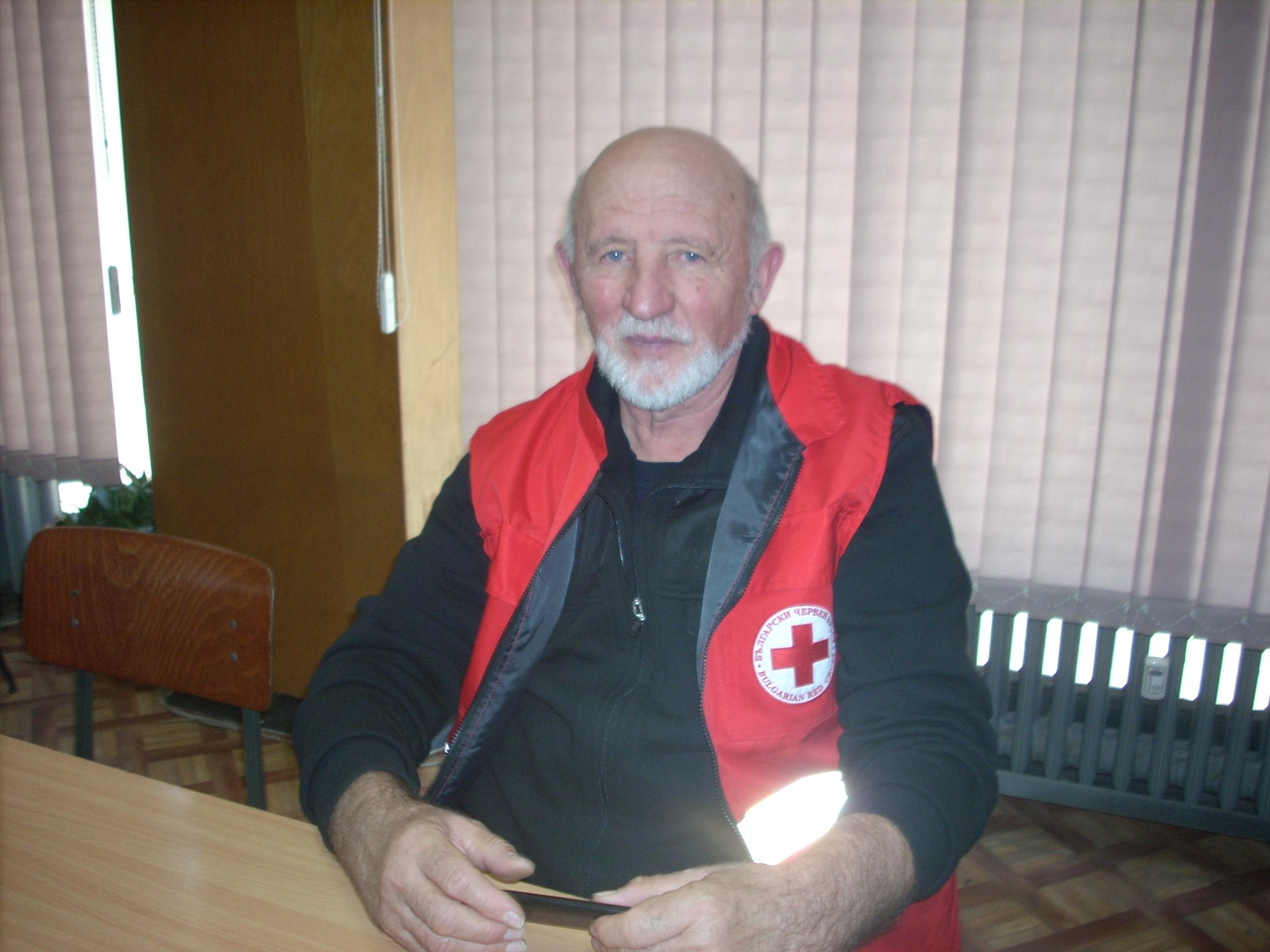 Photo of Д-р Руденко Йорданов: Подготвените от БЧК спасители се приемат и посрещат навсякъде по света