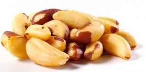 В бразилския орех също се съдържа селен