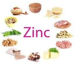 В кои храни се съдържа цинк?