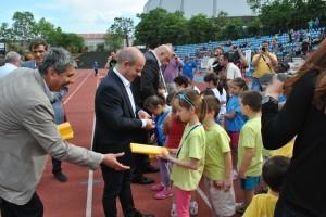 """Третото издание на Международен турнир """"Младост"""" се проведе в Русе вчера"""