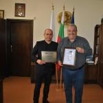 Община Русе с награда за цялостен принос в развитието на социалните услуги