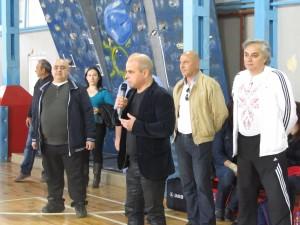 Официалният старт на турнира бе даден от кмета на Русе Пламен Стоилов.