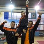 "80 тежкоатлети се състезаваха за Купа ""Русе"""