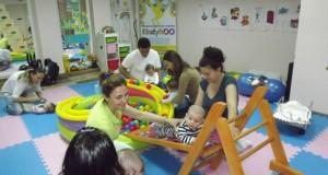 КиндиРу – забавно и образователно занимание за деца и майки