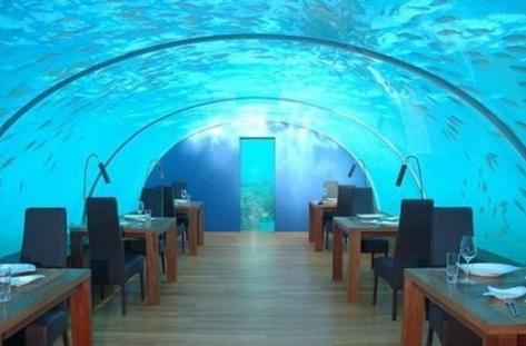 Photo of Пълен релакс в бар насред морето