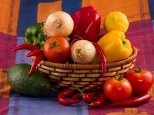 Цветни храни - има ли значение за здравословния начин на живот
