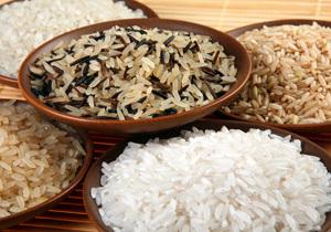 Белият ориз съдържа четири пъти по-малко фибри от кафявия